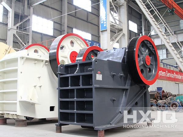 Pe Jaw Crusher Machine